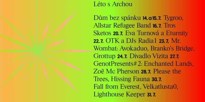 Leto S Archou 1920×1080 Dar20