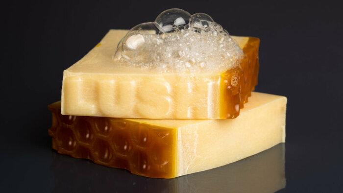 Lush Hlásí Mýdlové Novinky