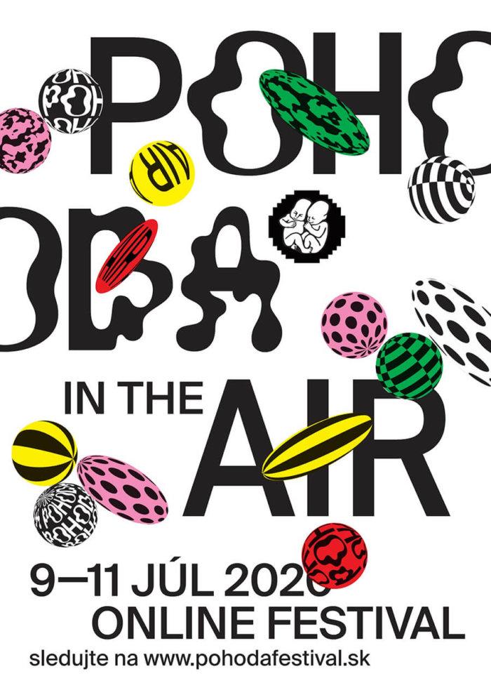 Online Festival Pohoda In The Air Zveřejnil Program