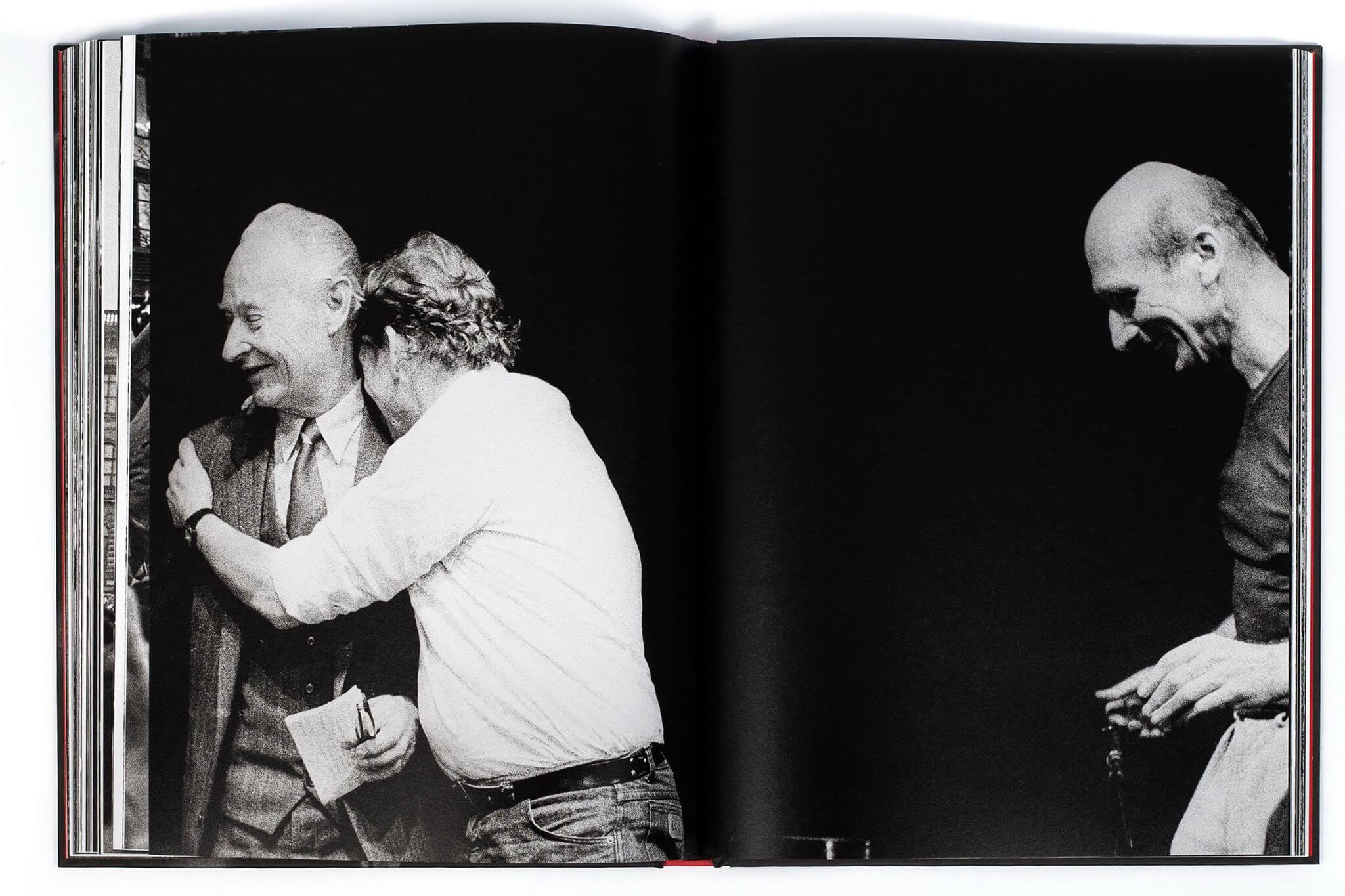 Z knihy 1989. Foto Jan Šibík