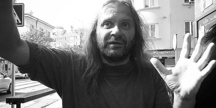 Martn Věchet, Foto Jiří Janda