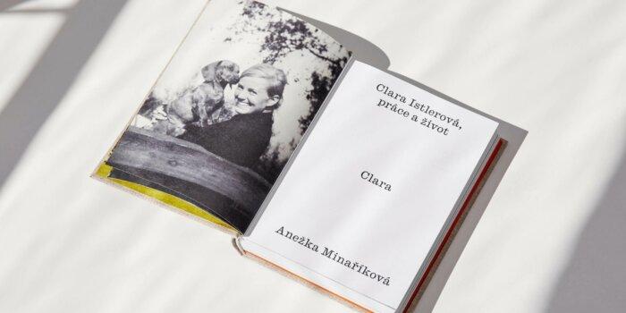 Anežka Minaříková-Clara-Nakladatelství-UMPRUM-2020-foto-Filip Beránek
