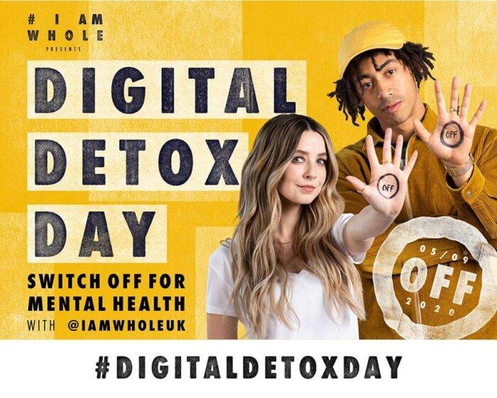 Značka Lush A Podnikatelka Zoe Sugg Spouští Kampaň Digital Detox Day