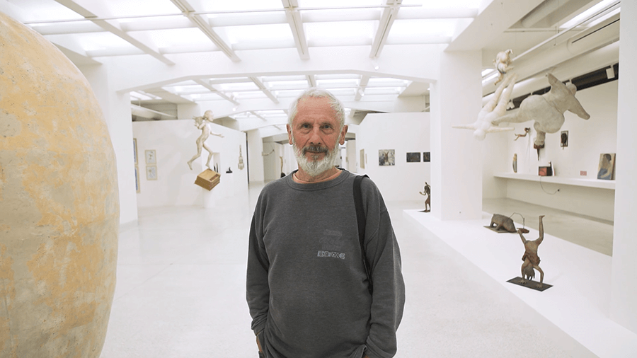 Kurt Gebauer Foto Národní galerie Praha