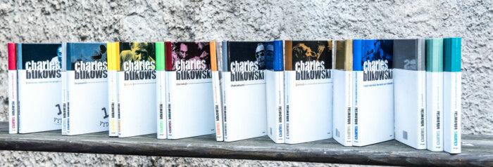 Dvacet Svazků Díla Charlese Bukowského V Nabídce Nakladatelství Argo