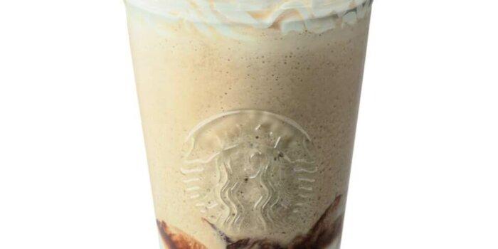 S'mores Frappuccino, Foto Starbucks