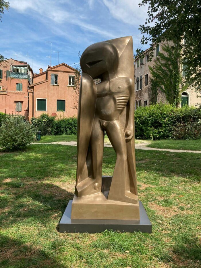Festival SCULPTURE LINE Dorazil Do Benátek Na Uměleckou Přehlídku OPEN SPACE