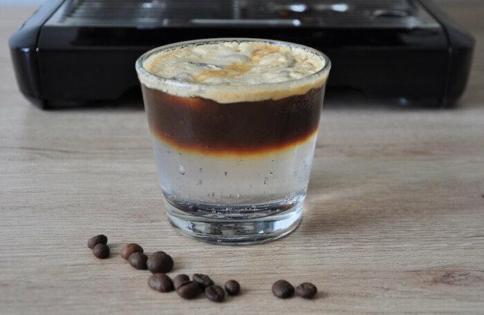 Nápoj Na Léto: Espresso Tonic