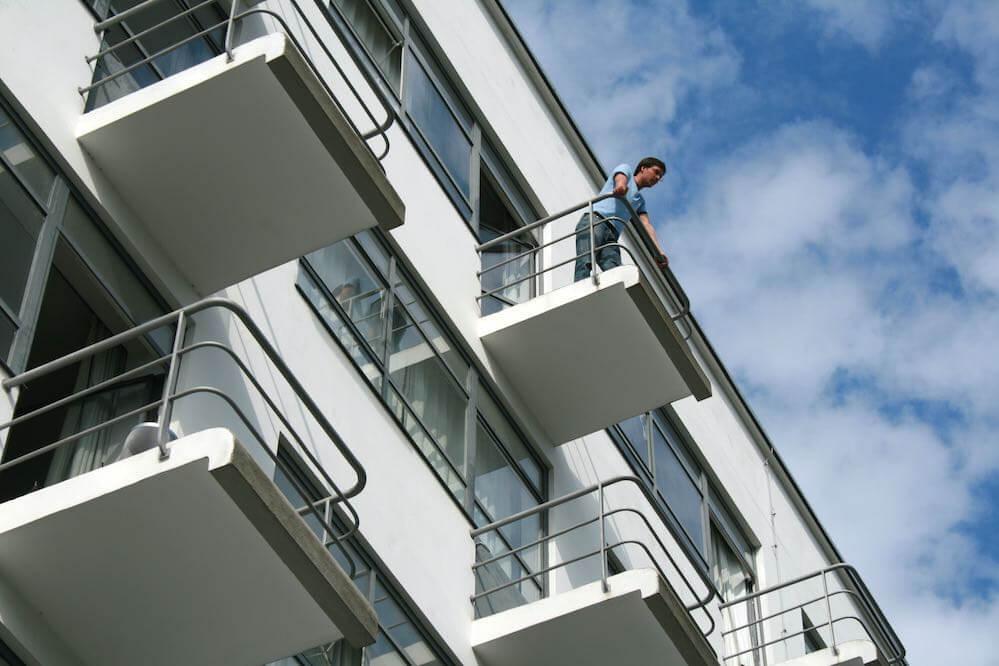 Foto: Yvonne Tenschert, 2009, Stiftung Bauhaus Dessau
