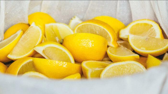 Osvěžující Citrusy V Kosmetice Lush