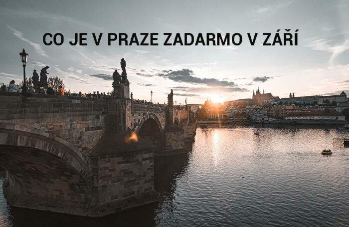 Co Je V Praze Zadarmo V Září 2020