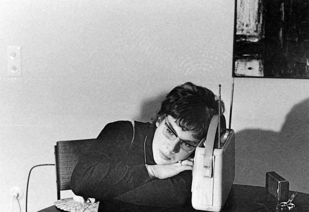 Radiozuhörerin 1964 © WDR Digit / Foto: Ursula Eich