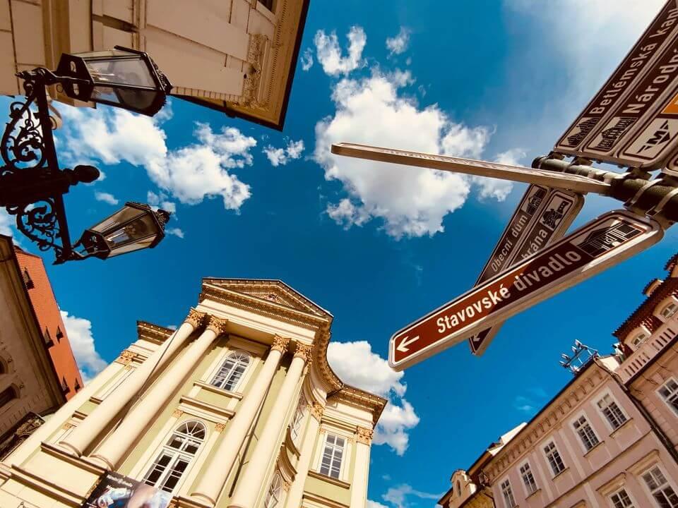 Kurzy o Praze