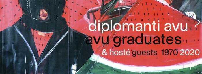 AVU Vystavuje Práce Diplomantů A Vybraných Hostů