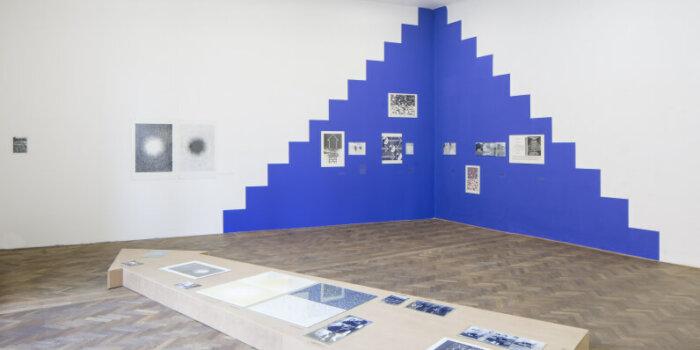 Z Výstavy Rudolf Sikora A Vladimír Havlík: Sníh Kámen Hvězda Strom, Colloredo-Mansfeldský Palác, 2020