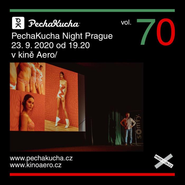 Ve Středu Proběhne V žižkovském Kině Aero Už Sedmdesátá PechaKucha Night Prague