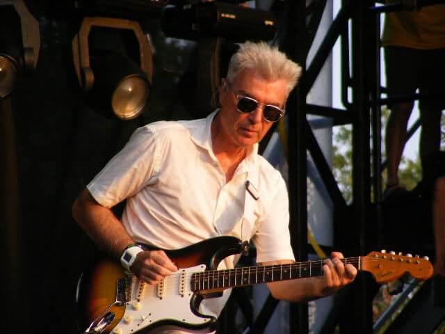 Chystá Se Koncertní Film Z Posledního Turné Davida Byrnea