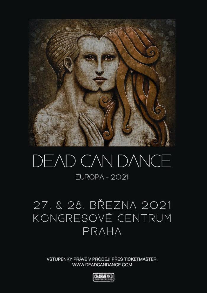 Dead Can Dance Se Vrátí Do Prahy Dvakrát