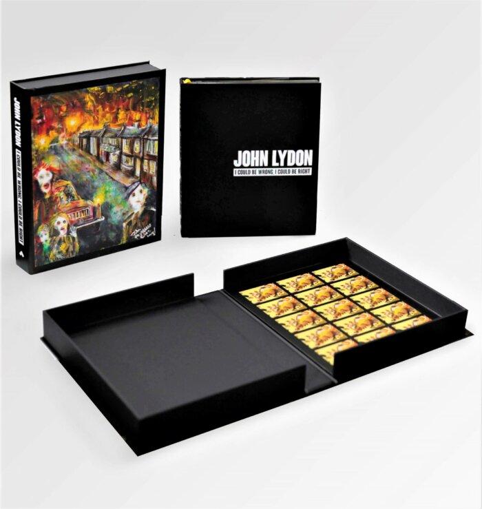 John Lydon: New Book & A Spoken Word Tour