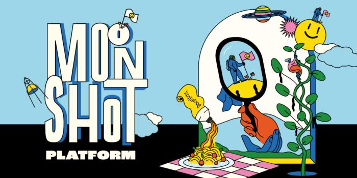 Moonshot Platforma Ilustr