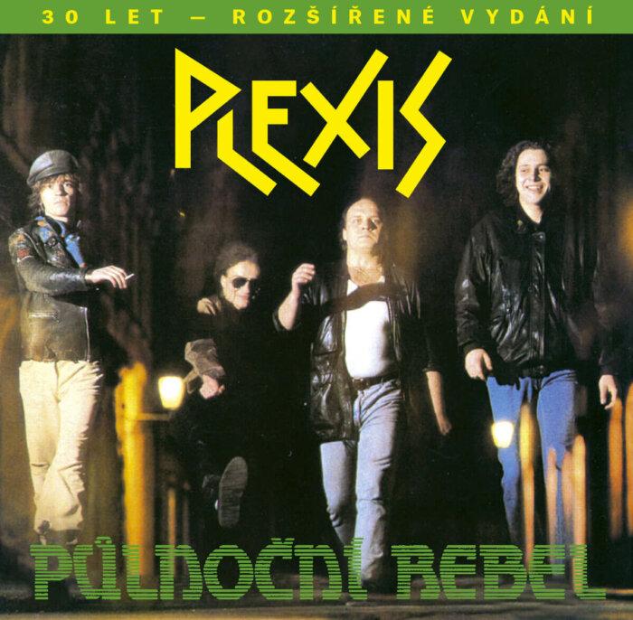 PLEXIS Vydávají Reedici Svého Debutu Téměř Na Den Přesně Po Třiceti Letech