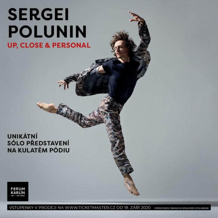 Světoznámý Tanečník Sergej Polunin Vystoupí V Praze