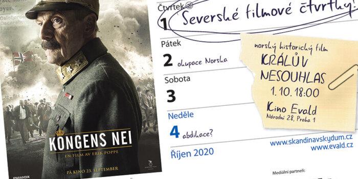 Severský Filmový čtvrtek Králův Nesouhlas
