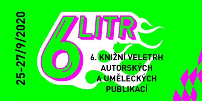 Vizuál 6. Ročníku LITRu © Radim Měsíc