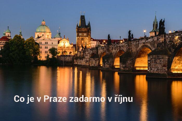 Co Je V Praze Zadarmo V říjnu 2020
