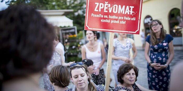 Zpevomat 2019 Foto Vojtěch Brtnicky