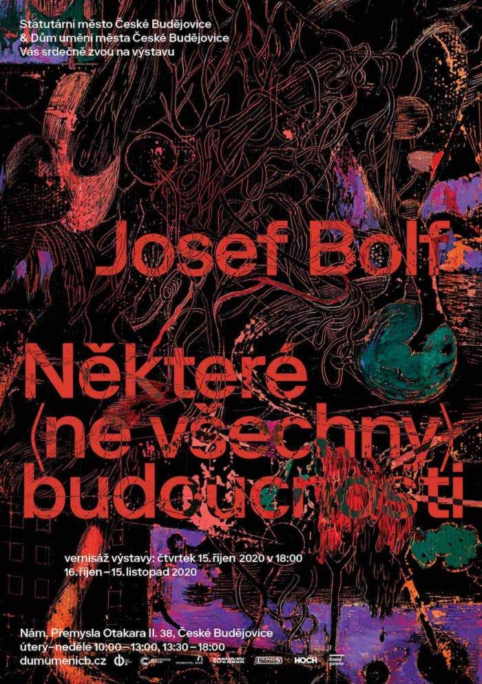 Aktualizace: Výstava Josefa Bolfa Vernisáž Mít Nebude
