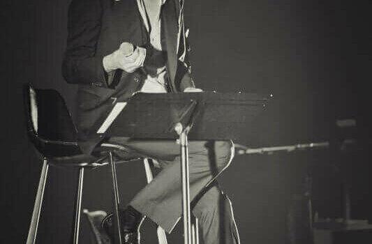 Nick Cave 26.10.2017 V Praze, Foto Vanda Velkoborská