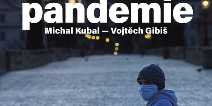 Pandemie Obálka