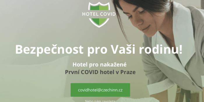 První Covid Hotel V Praze Kontakt