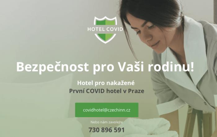 V Praze Otevřel První COVID Hotel