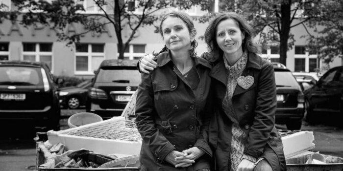 Foto: Jindřiška Netrestová       (vlevo Helena Niklausová, Vpravo Jindřiška Netrestová)