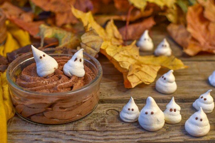 Halloweenské Recepty