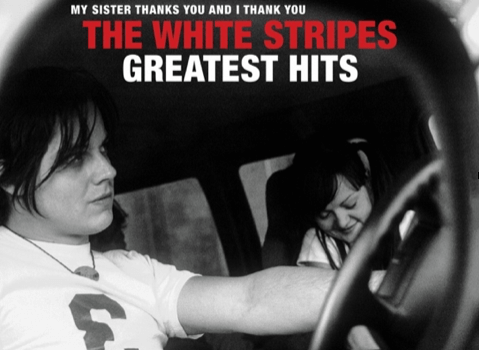 The White Stripes Greatest Hits (Standard Cover) | Photo By Pieter M. Van Hattem