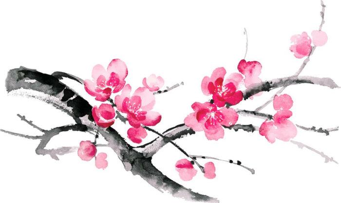 Novinka Ateliéru Malování Kreslení: Online Kurz Čínské Tušové Malby Pro Začátečníky