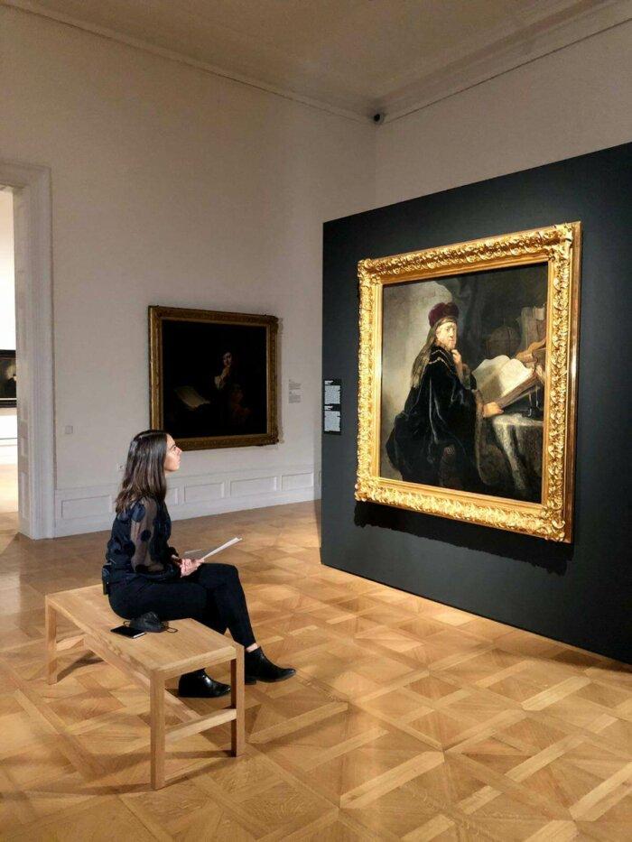 Národní Galerie Praha Přináší Online Výstavu Rembrandt: Portrét člověka
