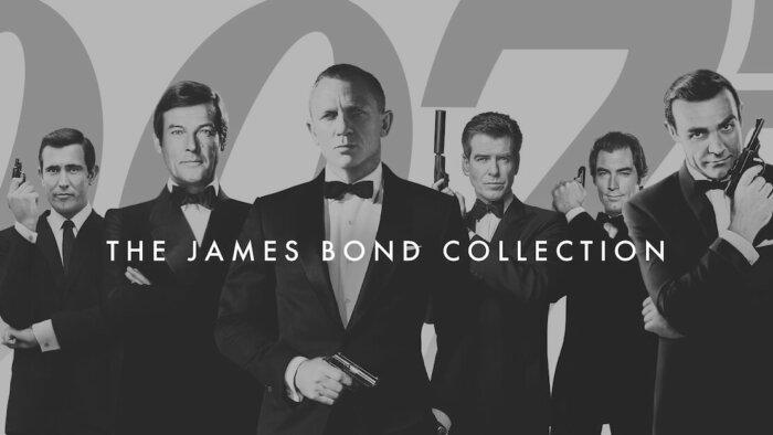 Všechny Bondovky Najednou Na HBO GO