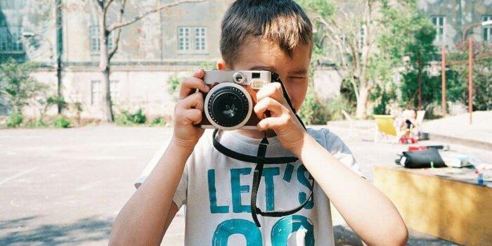 Malí Fotografové (zdroj: Free Cinema)
