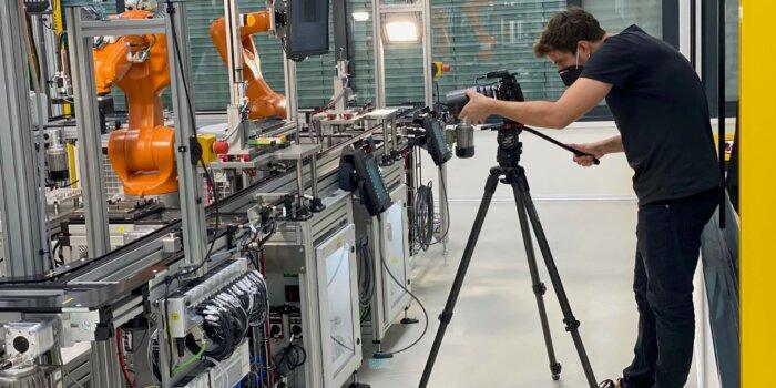 ATLAS 21 Natáčení Reportáže Foto Lukáš Socha