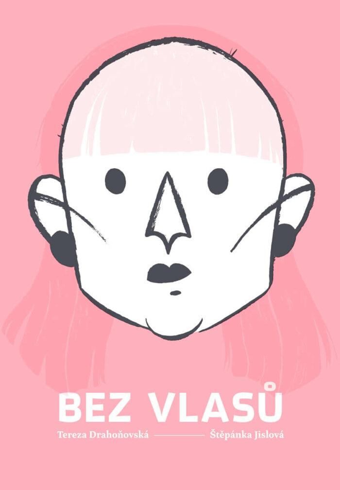 Autobiografický Komiks Bez Vlasů Vypráví O životě S Alopecií
