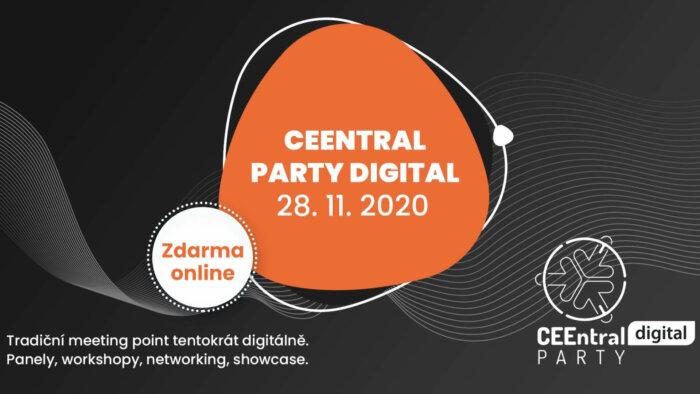 CEEntral Party Proběhne Letos Digitálně A Zdarma. Představí Budoucnost Hudby?