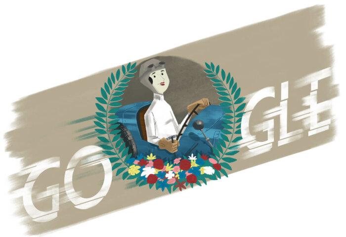 Google Dnes Připomíná Elišku Junkovou