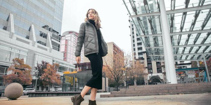 Lennox Chelsea Stud Blackened Brown - Foto Sorel