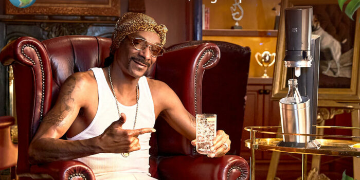SodaStream Snoop Dogg