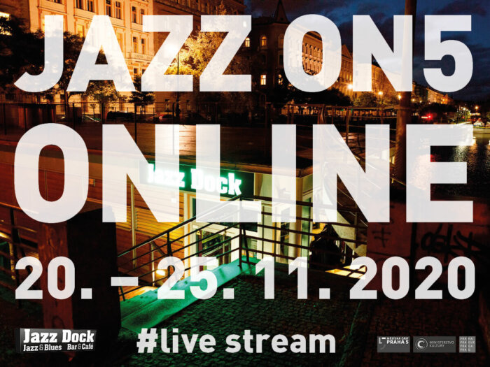 Prestižní Festival Jazz Docku Proběhne Online A Ve špičkové Kvalitě