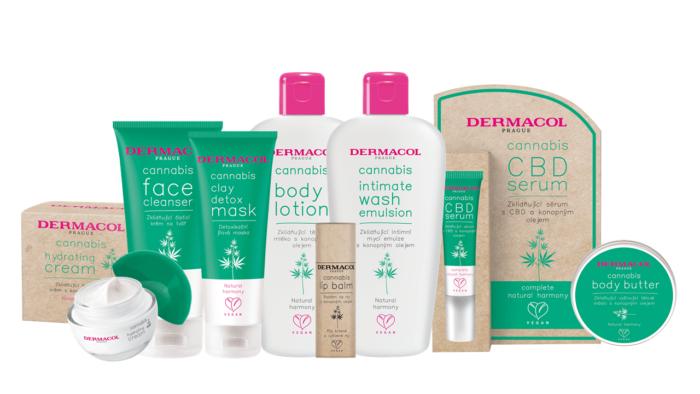 Produktový Tip: Kosmetika S Výtažky Z Konopí Dermacol Cannabis